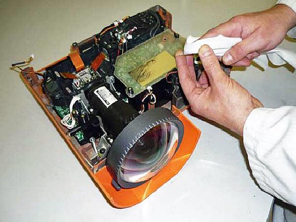 Vision-sistemi-Riparazione-impianti-videoproiezione-modena